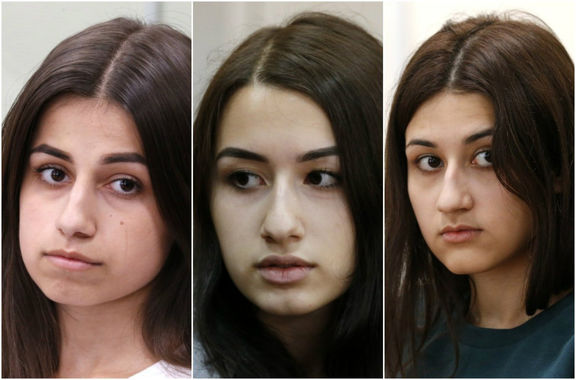 پرونده جنجالی خواهرانی که پدرشان را در خواب کشتند +عکس