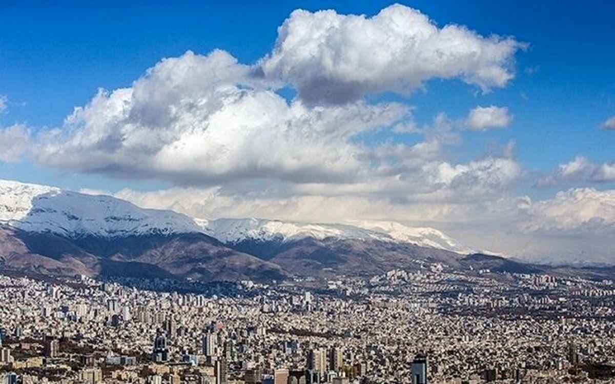 اردیبهشت ماه تهران رنگ هوای پاک را ندید