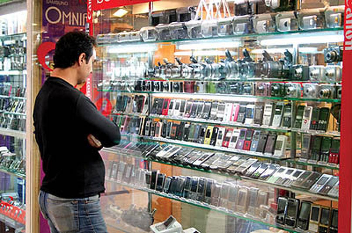 قیمت موبایل باید در سامانه ۱۲۴درج شود