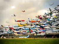 بلیت پرواز تهران-کیش-تهران ۱.۸میلیون تومان شد