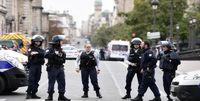 رسانهها از وقوع حمله با سلاح سرد در پایتخت فرانسه خبر دادند