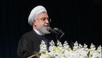 روحانی: در یک شرایط عادی نیستیم؛ در شرایط جنگ روانی و اقتصادی هستیم/ تعامل سازنده با همه کشورها رویکرد ایران است
