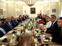 گسترش همکاریهای تجاری ایران و ترکیه با استفاده از پول ملی/ ایران خود را موظف به تامین امنیت آبراههای منطقهای میداند