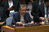 ایران به حمایت آمریکا از گروه تندر اعتراض کرد