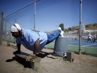 در زندانهای آمریکا چه خبر است؟ +تصاویر