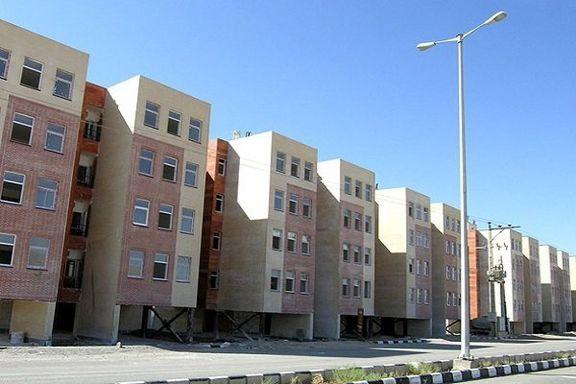 2/5 میلیون خانه خالی در صف مالیات