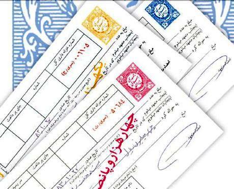 ۲هزار و ۳۰۰ برگ؛ سفته و برات واخواست شده در تهران