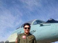 شهادت خلبان میگ ۲۹تائید شد