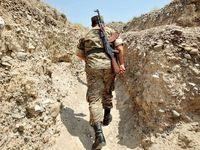 ترکشهای جنگ ۲همسایه در مرز ایران