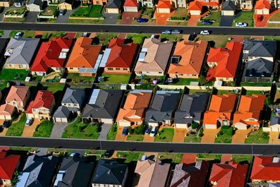 نمایی متفاوت از حومه سیدنی