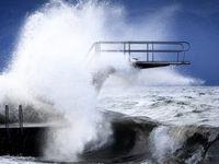 طوفان قرن اروپا را زیر و رو کرد +عکس