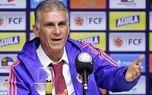 رقم قرارداد کیروش با فدراسیون فوتبال کلمبیا مشخص شد