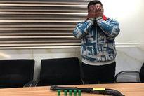 کشف سلاح وینچستر از هیوندایی در تجریش