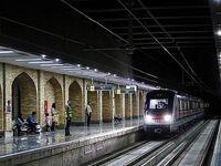 مترو اصفهان تعطیل شد