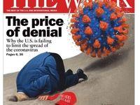 ماجرای شکست آمریکا در برابر کرونا، روی جلد ویک