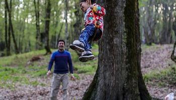 تجربه یک روز جذاب در چهارمین پارک جنگلی تهران + عکس