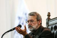 لاریجانی:روند اخذ رأی در زمان انتخابات زمانبر بود/ مکانیزه شدن انتخابات آتی