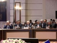 ظریف: روند آستانه دستاوردهای مهمی برای سوریه داشت