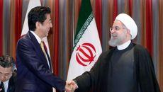 سفر مشاور نخستوزیر ژاپن به تهران برای پیگیری ابتکارات آبه