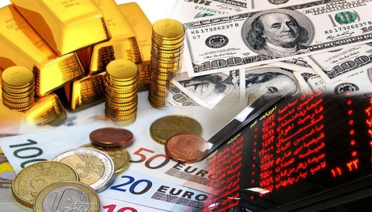 رشد مثبت همه بازارهای مالی به جز دلار در هفتهای که گذشت/ ثبت بیشترین بازدهی برای بورس