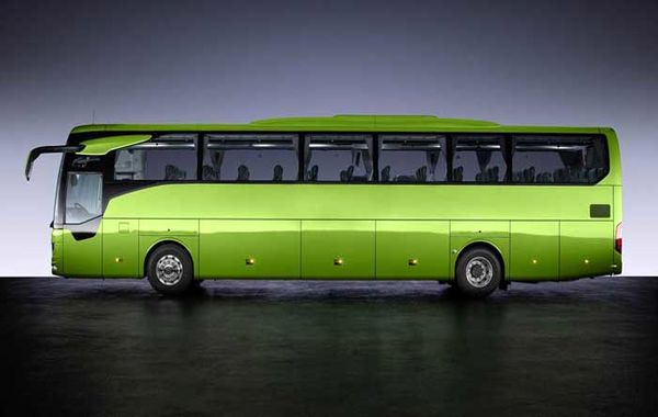 اتوبوس بنز