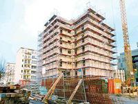 رشد ۱۲درصدی سرمایه گذاری در ساختوساز/ خروج فعالیتهای ساختمانی از رکود