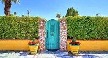 رنگارنگترین خانه دنیا +تصاویر