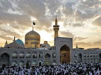 حرم امام رضا(ع) پس از تعطیلی +عکس