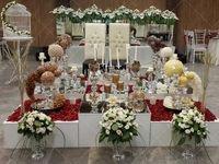 مانور تجمل در جشنهای عروسی!