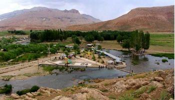 تفریح تابستانی در چشمه دیمه +تصاویر