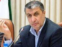خبر خوش وزیر راه و شهرسازی برای سیلزدگان
