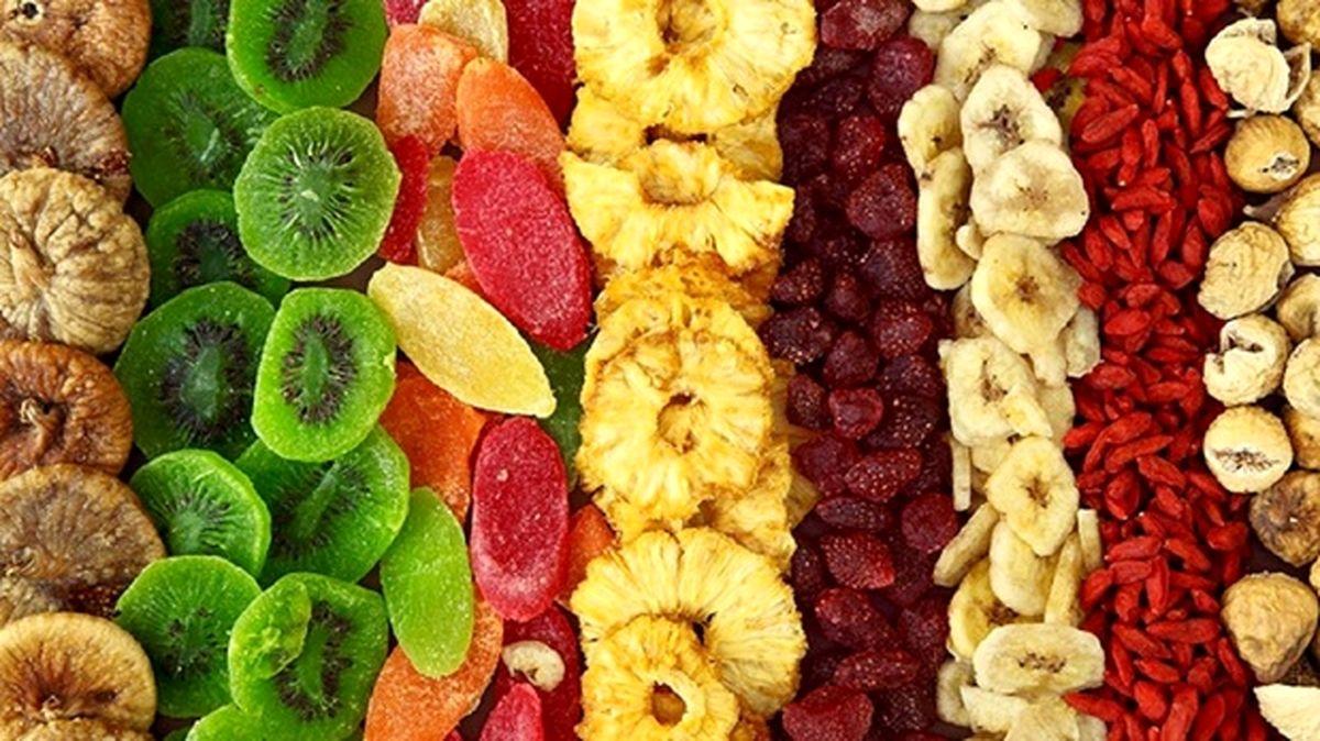 مصرف میوه خشک ضرر دارد؟
