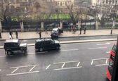 تیراندازی در اطراف ساختمان پارلمان بریتانیا +تصاویر