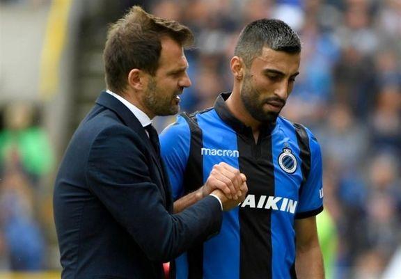 فوتبالیست ایرانی ۳میلیون یورو قیمت خورد