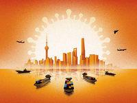 کرونا اقتصاد چین را حدود هفت درصد کوچک کرد