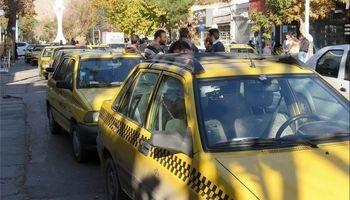 ورود ١٠٠٠ خودروی جدید به ناوگان تاکسیرانی