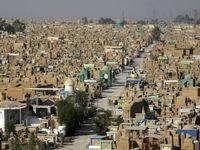 داعش قبرستان ما را بزرگ کرد