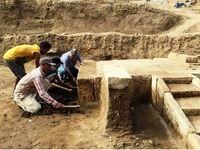 کشف آثار باستانی جدید مربوط به رامسس دوم در مصر