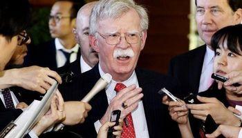 ادعای بولتون درباره گزارش آژانس از فعالیتهای هستهای ایران