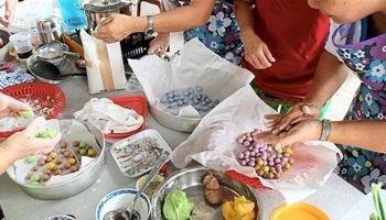 کرهایها یلدا را چطور جشن میگیرند؟ +تصاویر
