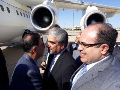 آخوندی با هدف همکاریهای اقتصادی وارد دمشق شد
