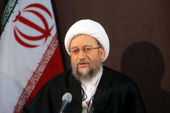 آملی لاریجانی: انتخابات مزیت بسیار بزرگی برای نظام جمهوری اسلامی ایران است