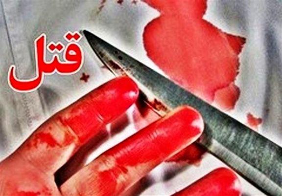 قتل همسر در ملاقات زندان