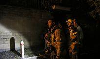 آتشسوزی گسترده در یک انبار کالا