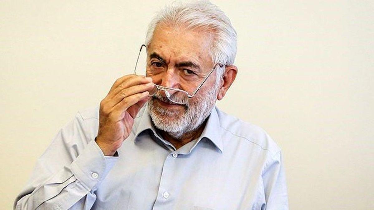 محمد غرضی برای انتخابات ۱۴۰۰ اعلام کاندیداتوری کرد
