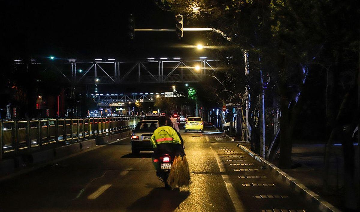 کاری که مدیران شهرداری با پاکبانان کردند! + عکس