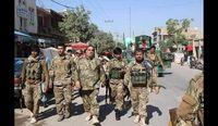 عقب نشینی نظامیان افغان از دو شهرستان هرات