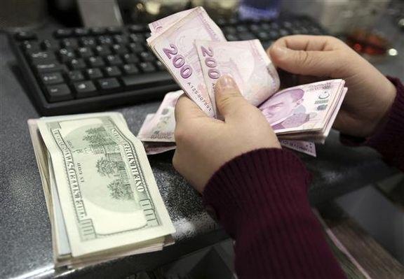 قیمت ارز در بازار ترکیه به شکل کم سابقهای افزایش یافت