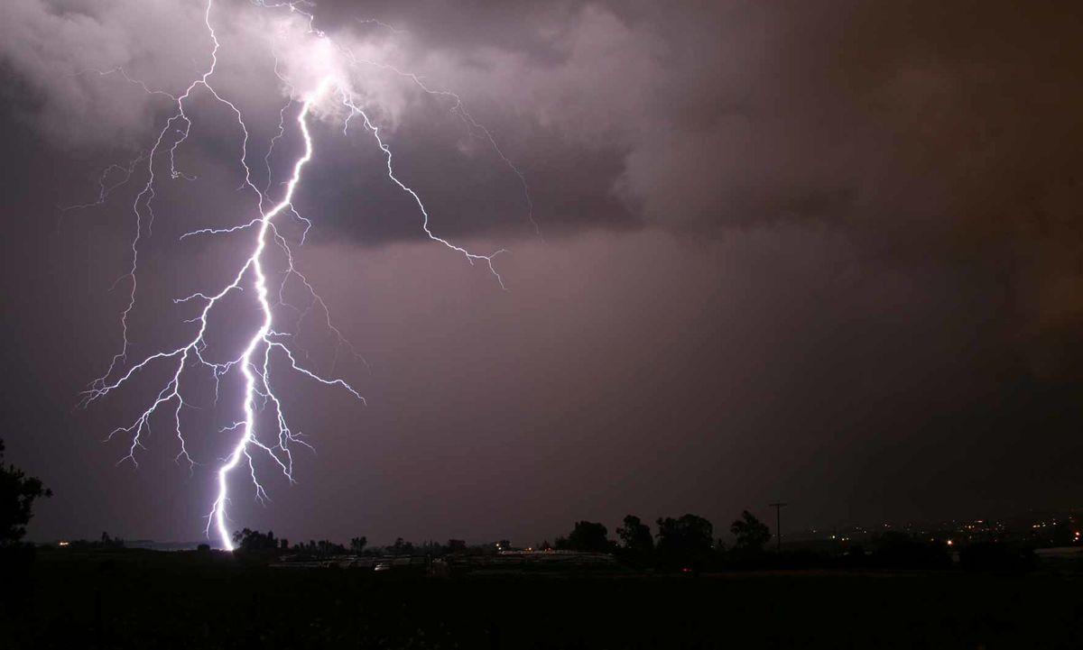 هشدار هواشناسی نسبت به وقوع رگبار بهاری در بیشتر استان ها