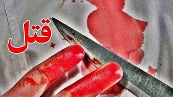 پسر ۲۵ساله بعد از مصرف «گُل» مادرخوانده را به قتل رساند